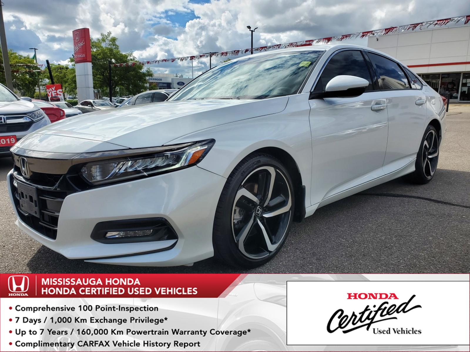2019 Honda Accord Image