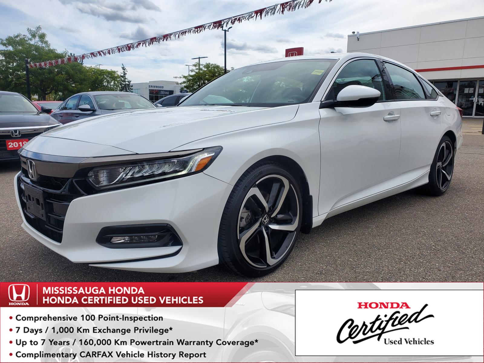 2018 Honda Accord Image