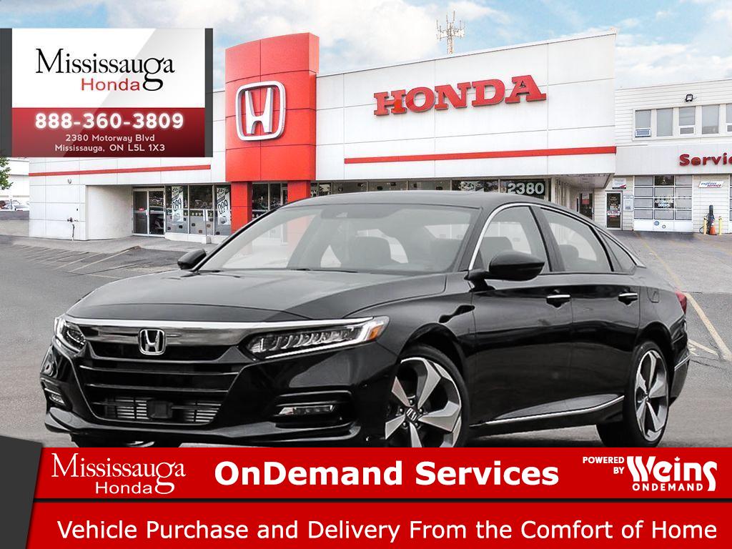2021 Honda Accord Image