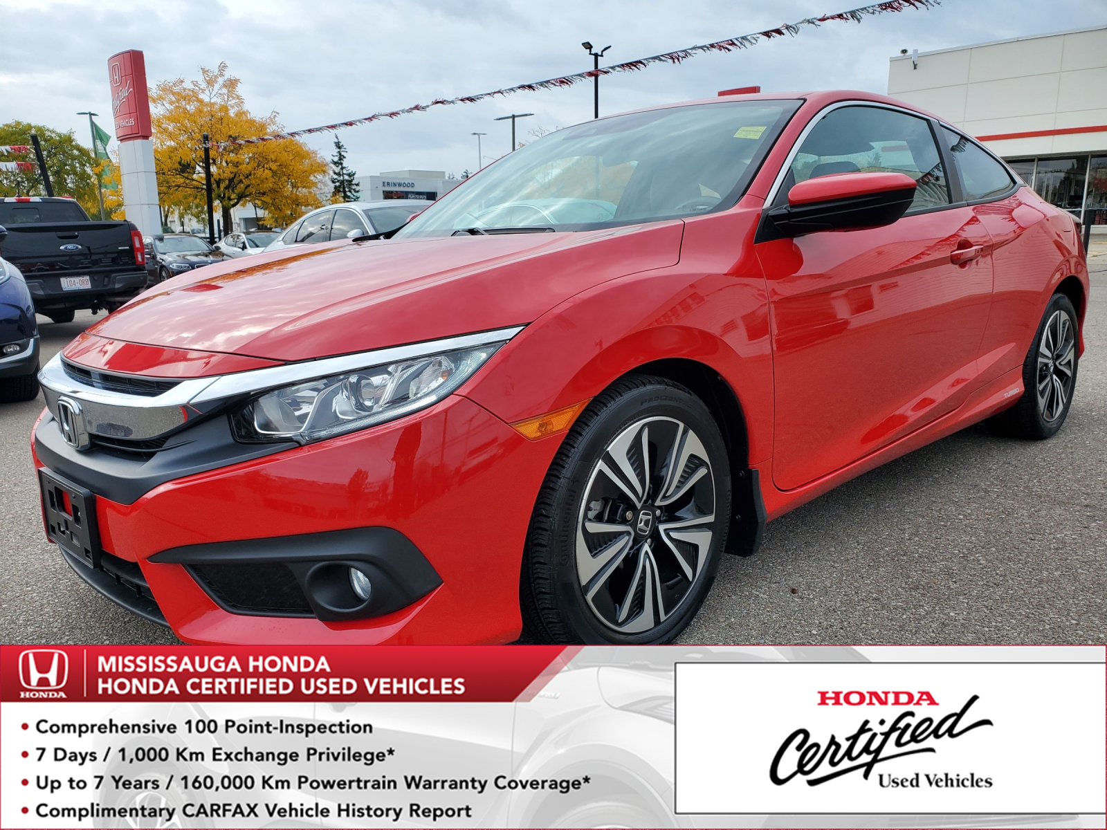 2017 Honda Civic Image