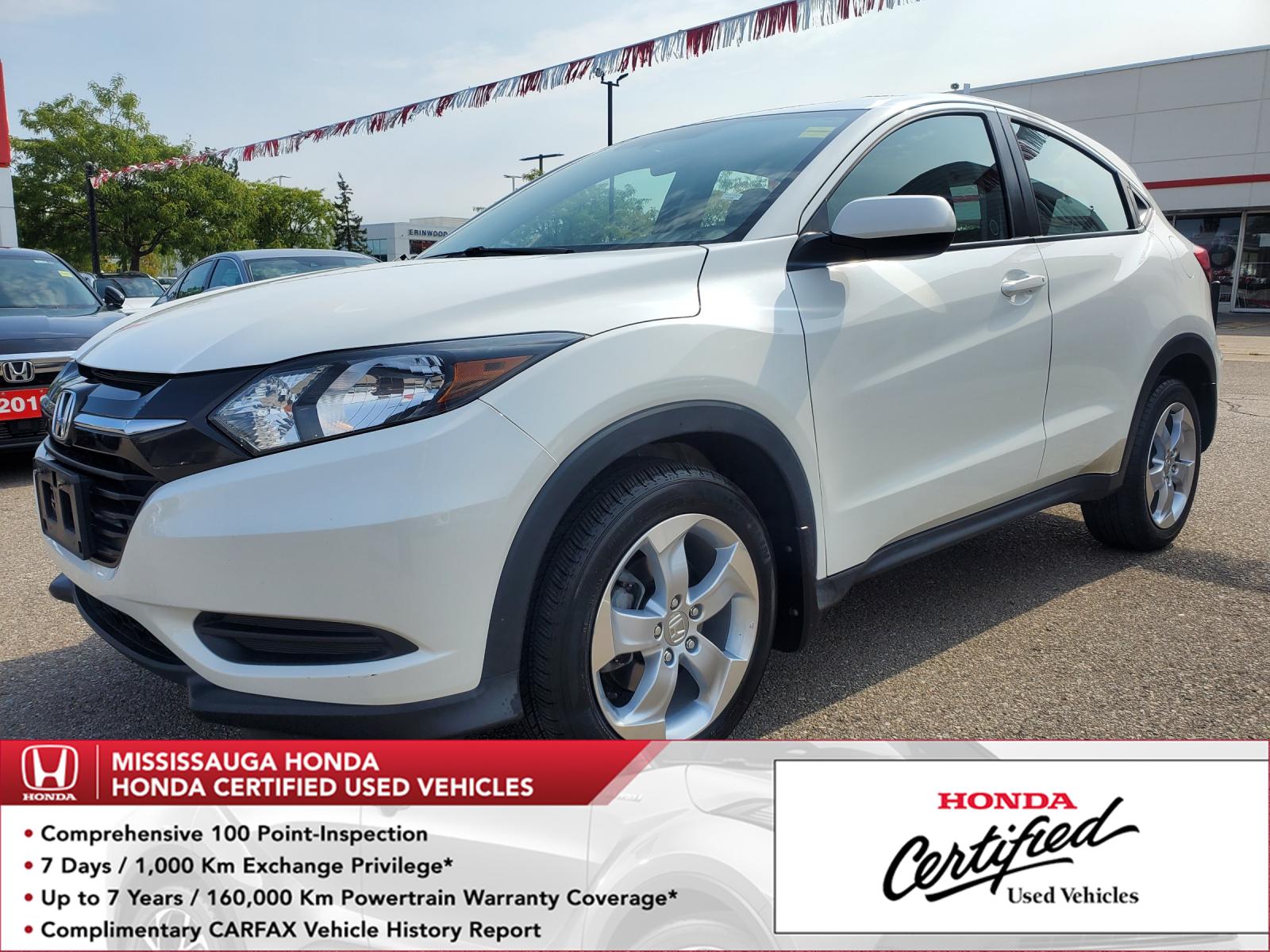2016 Honda HR-V Image