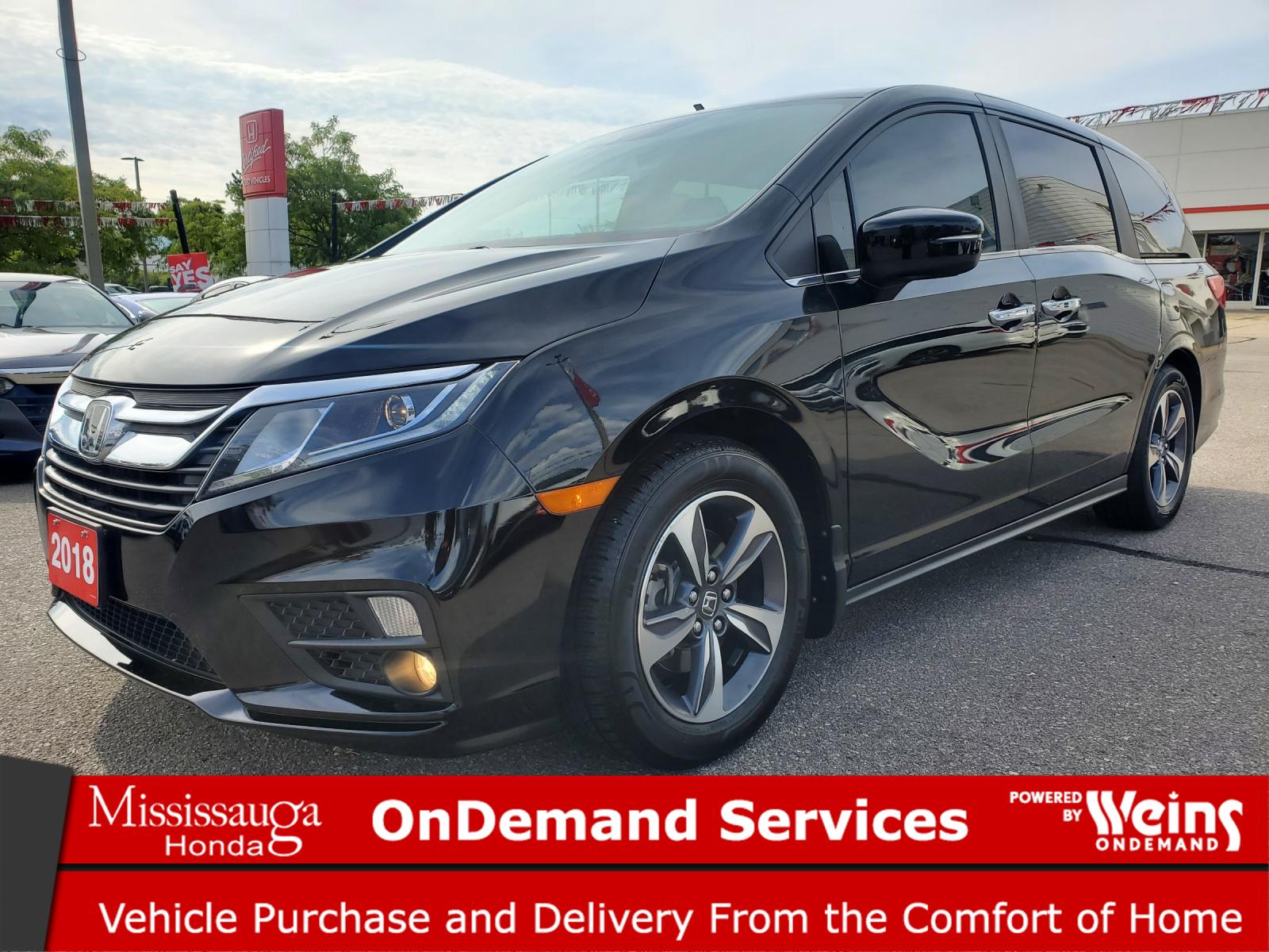 2018 Honda Odyssey Image