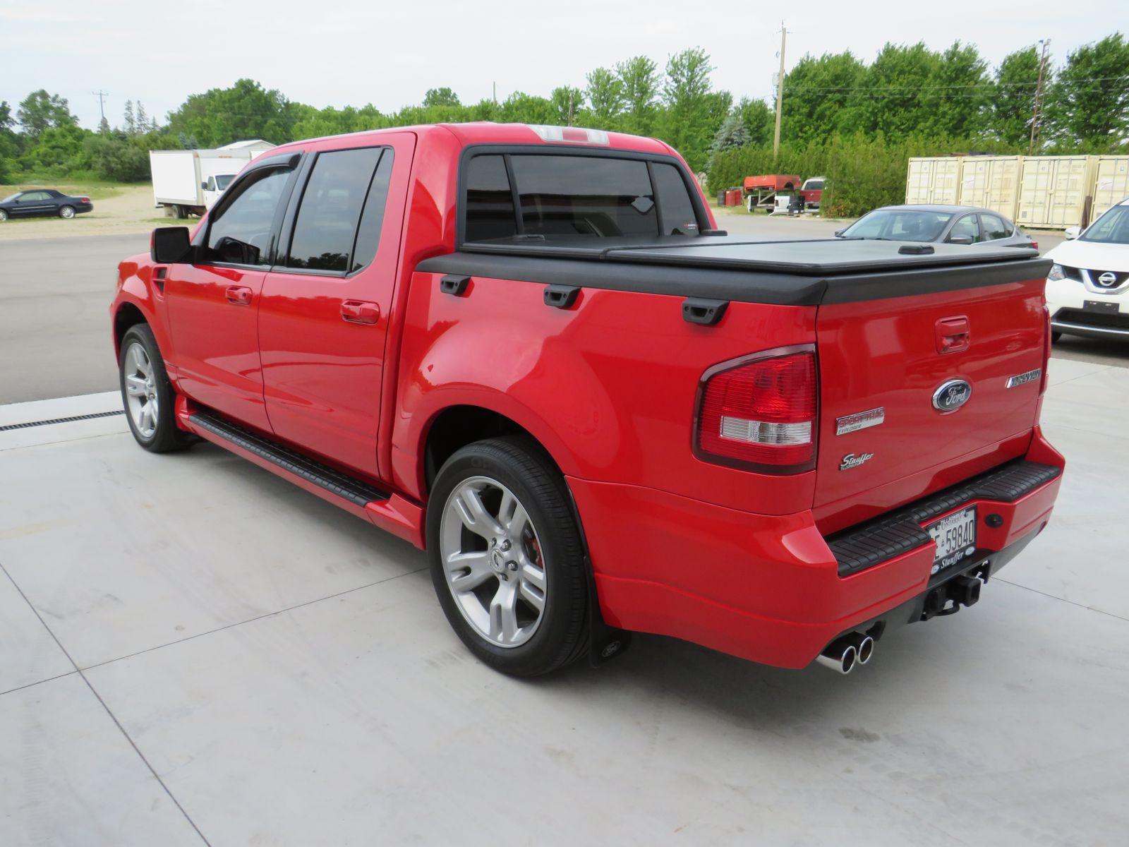 2010 Ford Explorer Sport Trac