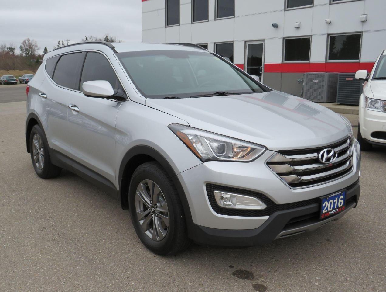 2016 Hyundai Santa Fe Sport Image