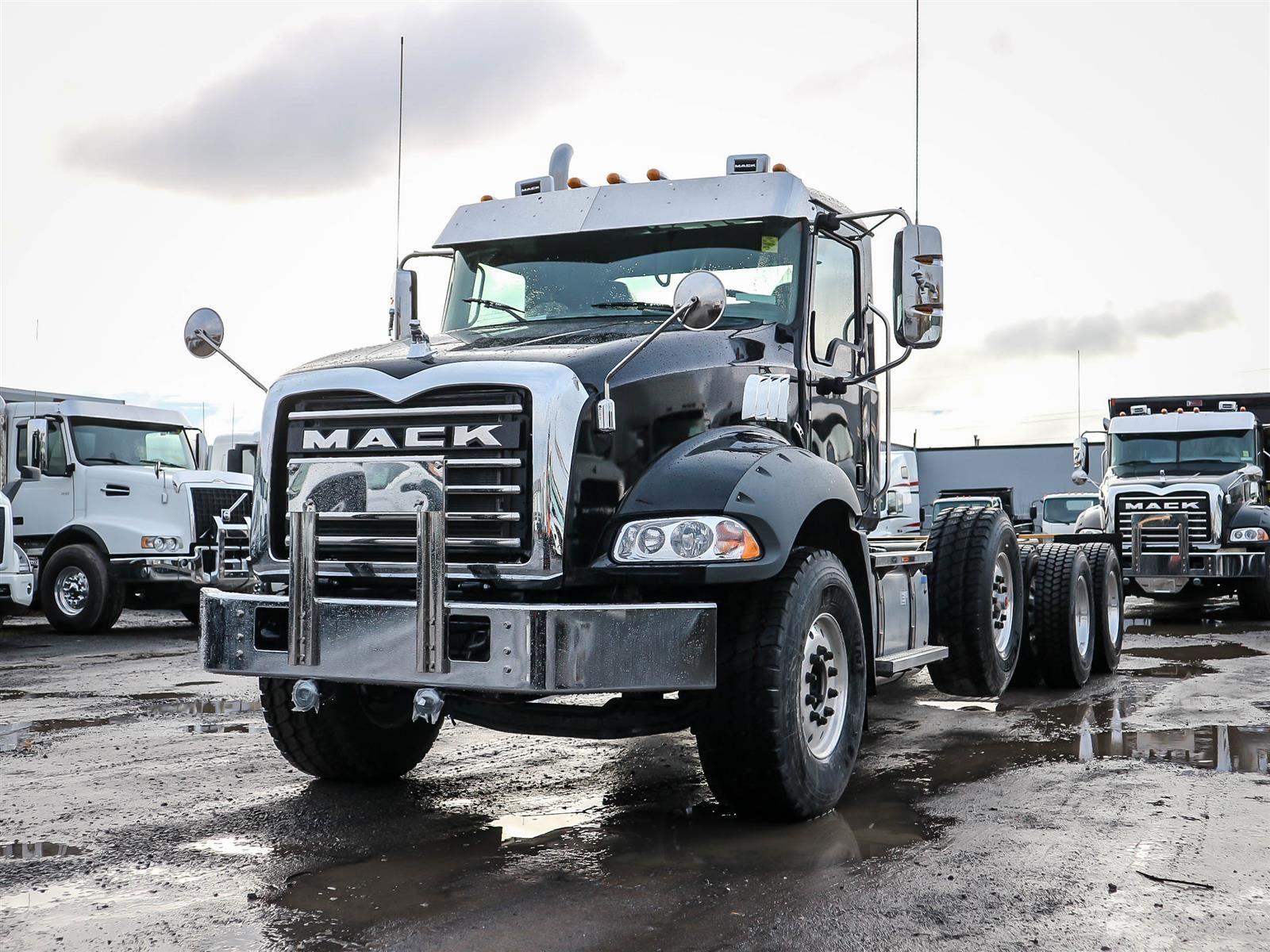 2021 Mack Granite Image
