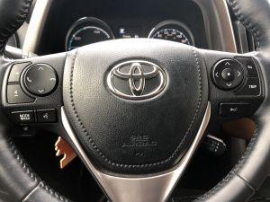 2017 Toyota RAV4 Hybrid