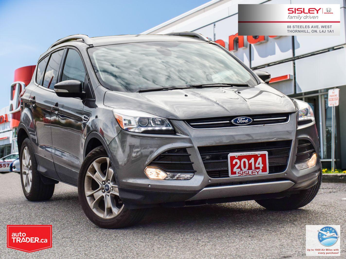 2014 Ford Escape Image