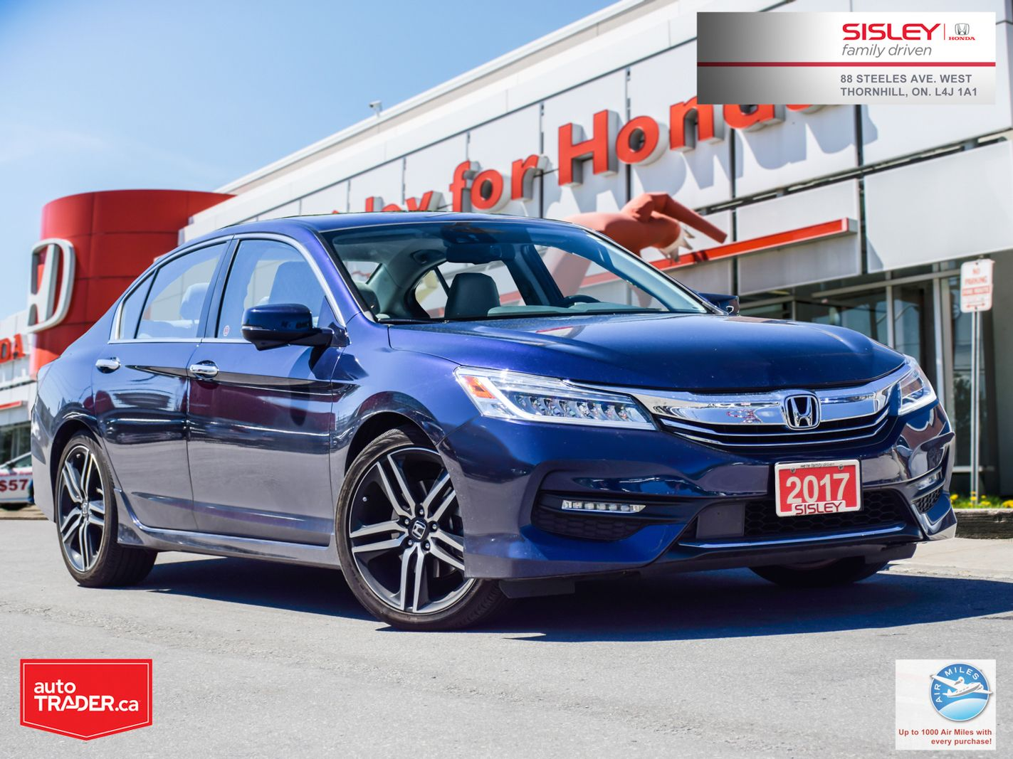 2017 Honda Accord Sedan Image