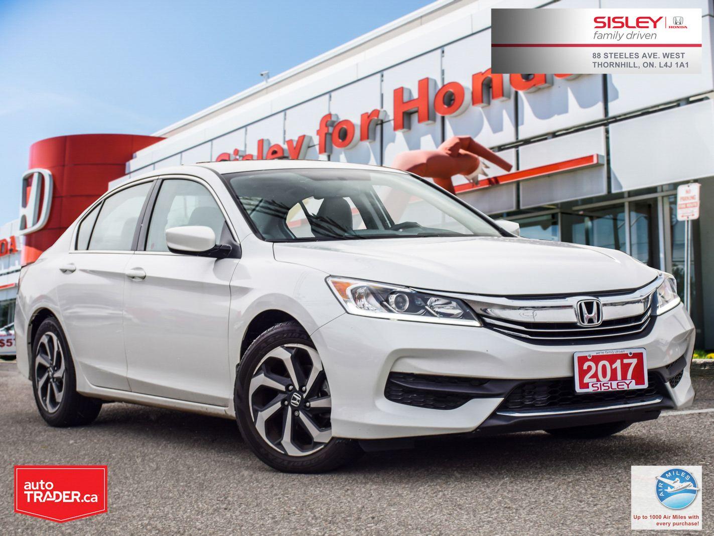 2017 Honda Accord Sedan Image