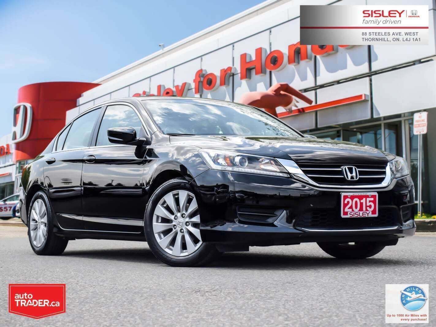 2015 Honda Accord Sedan Image
