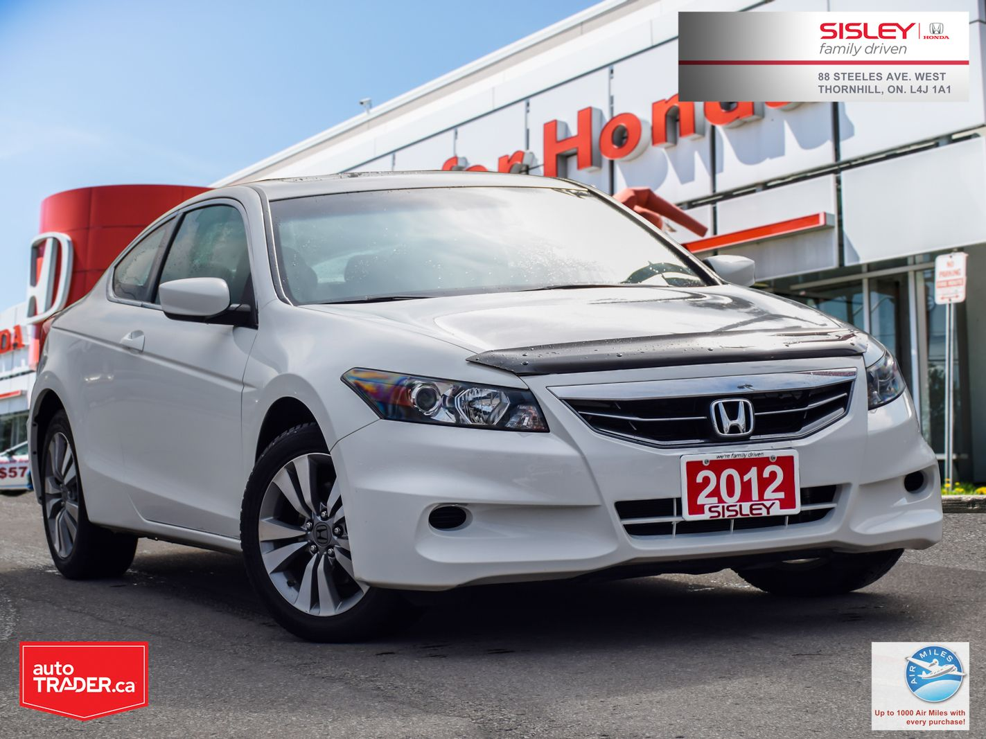 2012 Honda Accord Coupe Image