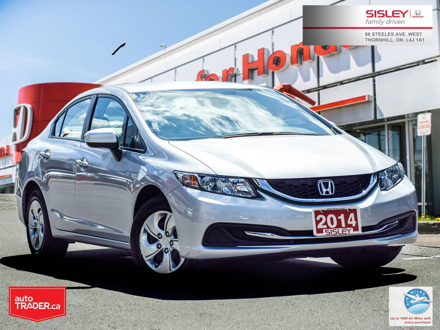 2014 Honda Civic Sedan Image