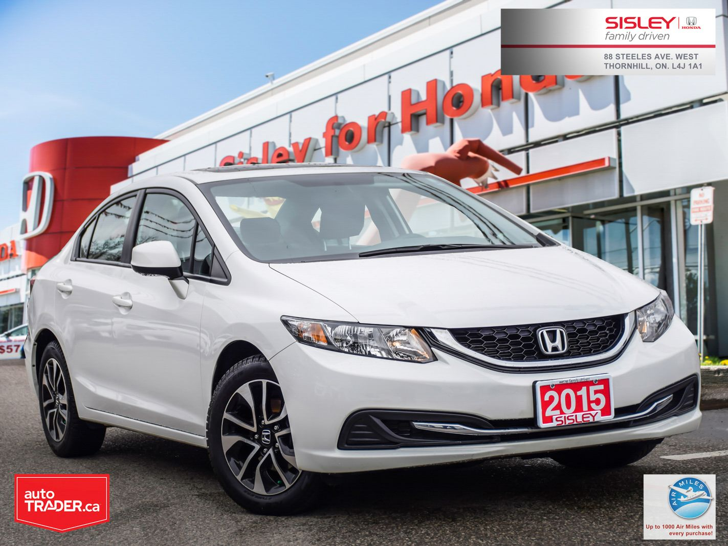 2015 Honda Civic Sedan Image