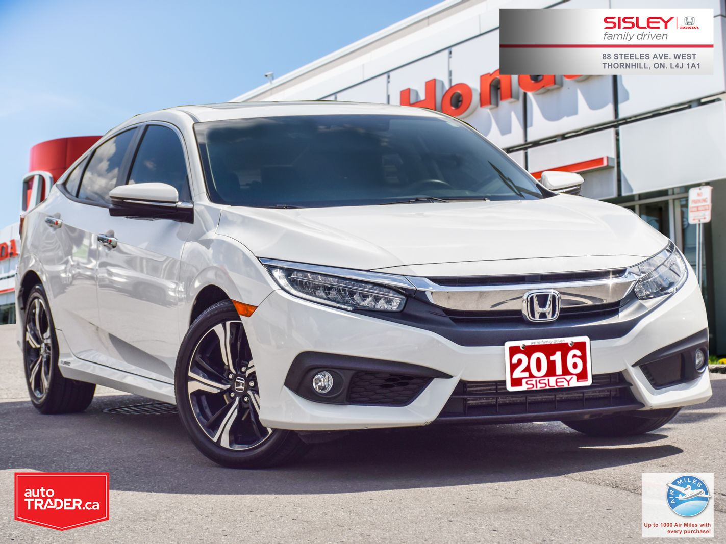 2016 Honda Civic Sedan Image