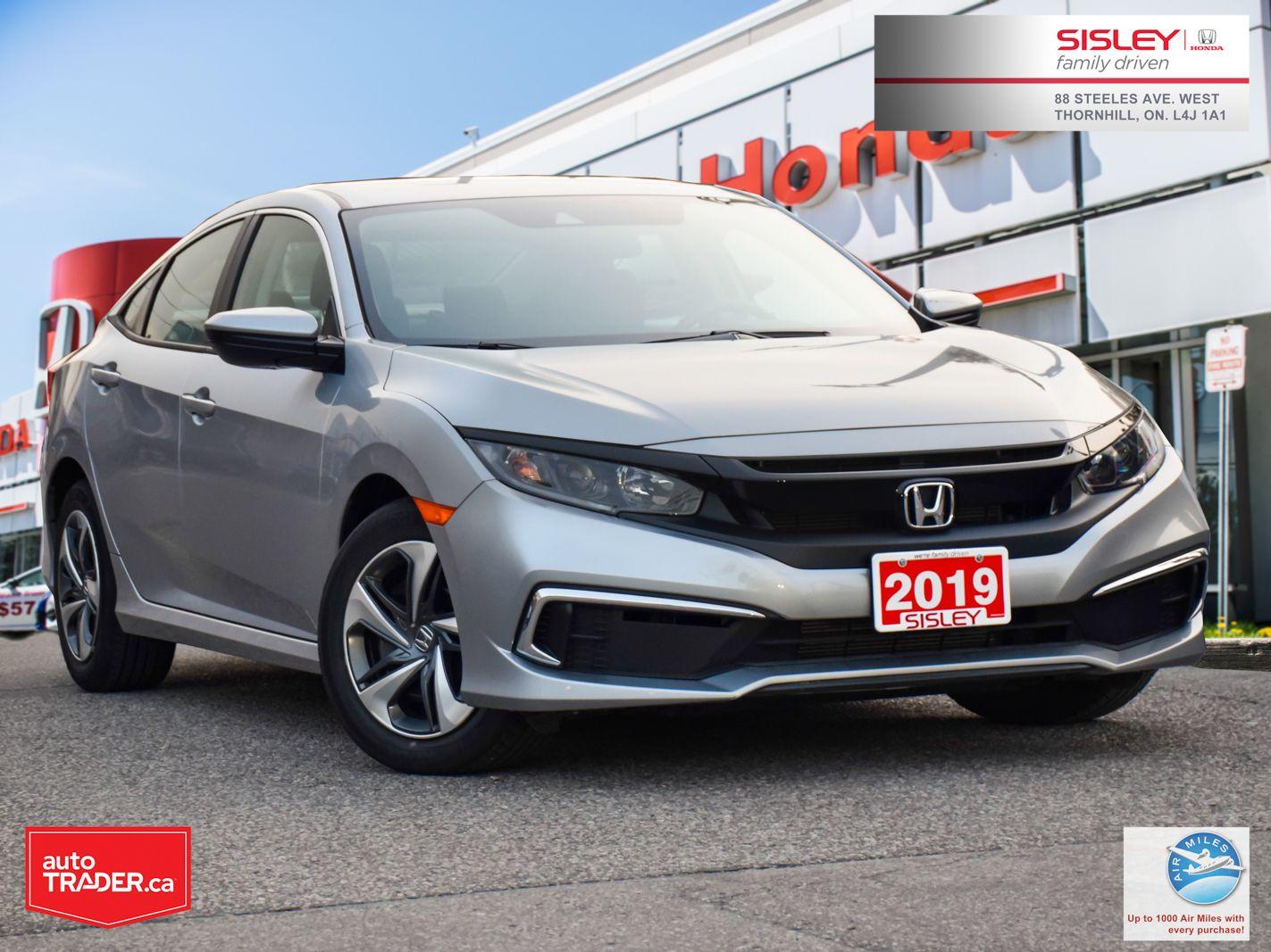 2019 Honda Civic Sedan Image