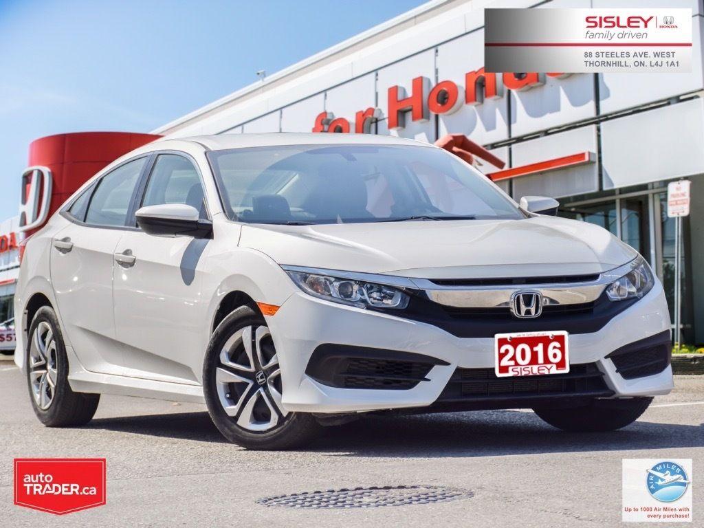 2016 Honda Civic Sedan Image
