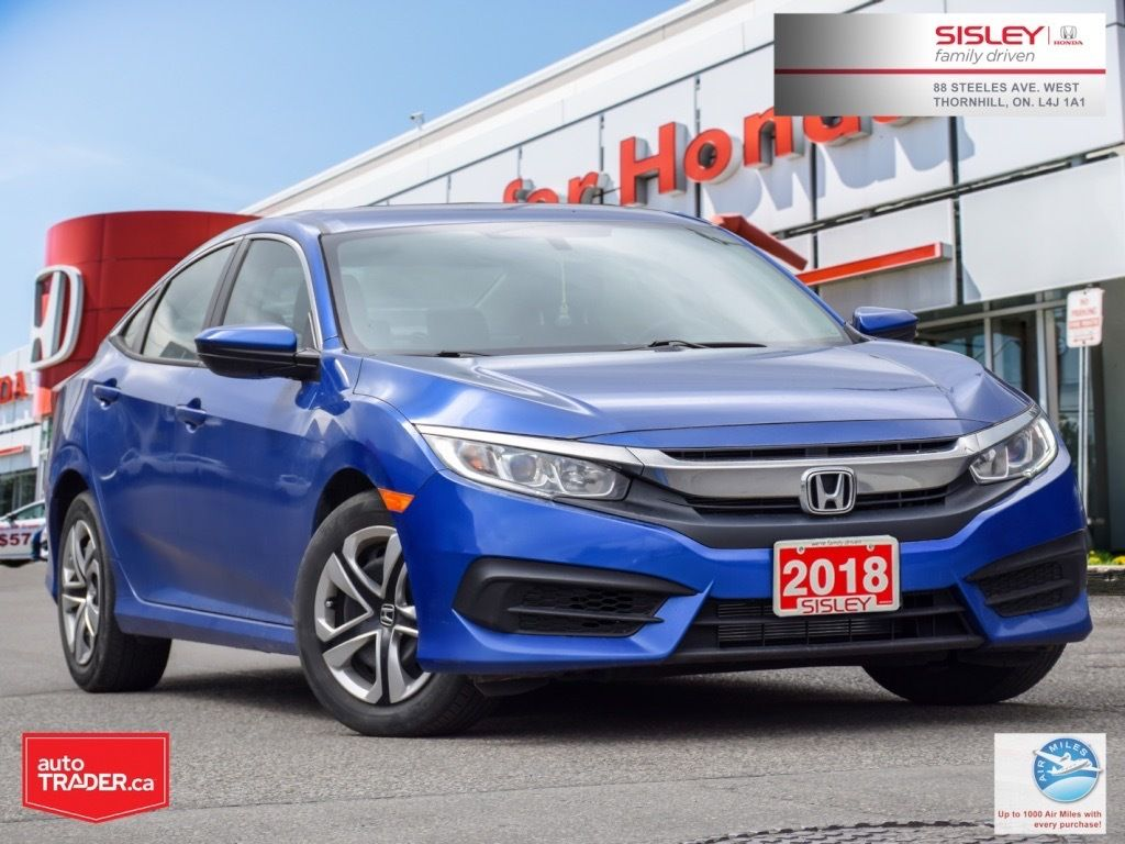 2018 Honda Civic Sedan Image