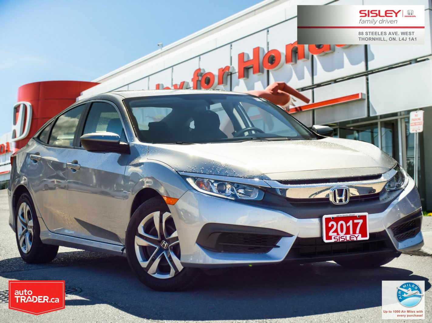 2017 Honda Civic Sedan Image