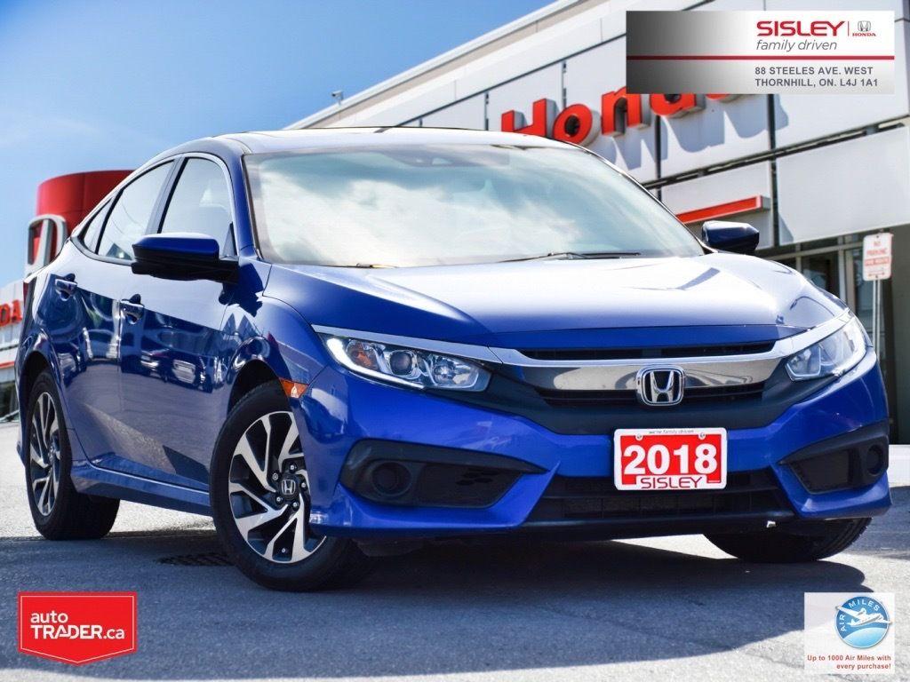 2018 Honda Civic Sedan Image