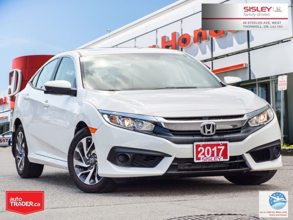 2017 Honda Civic Sedan Image
