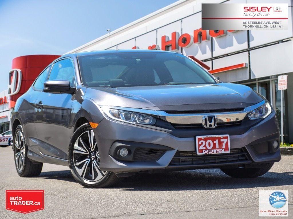 2017 Honda Civic Coupe Image
