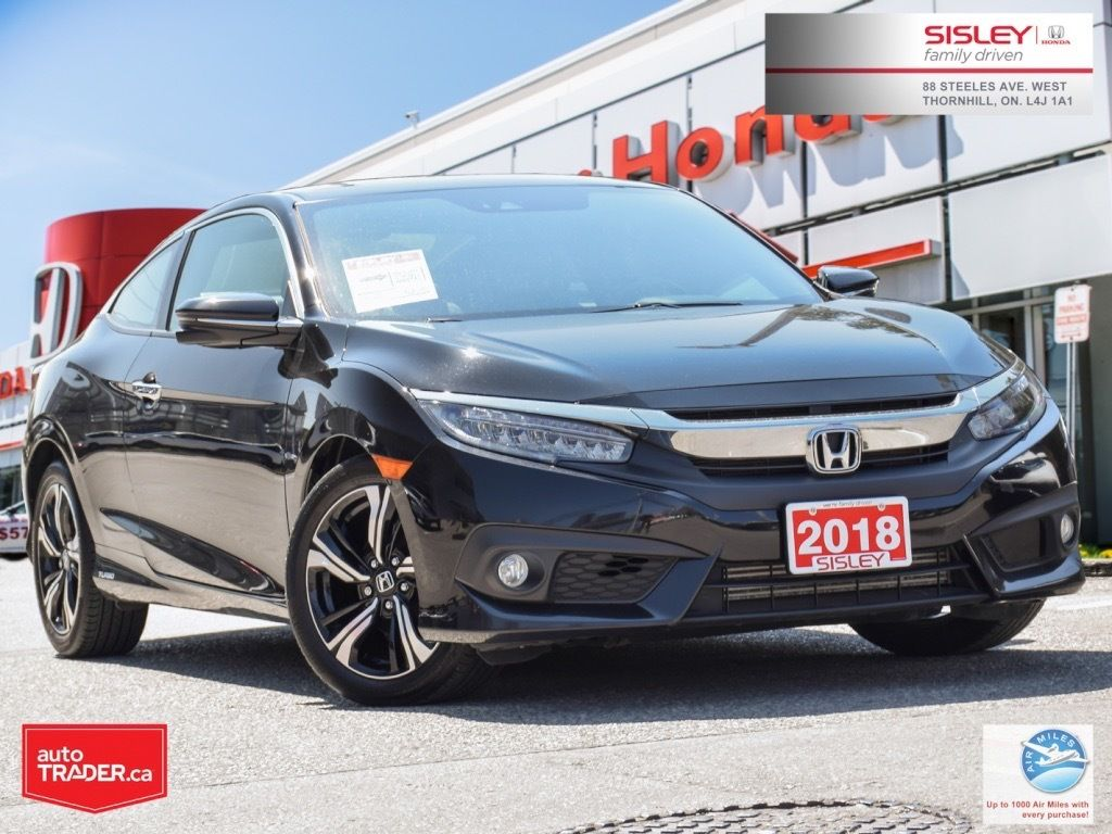 2018 Honda Civic Coupe Image