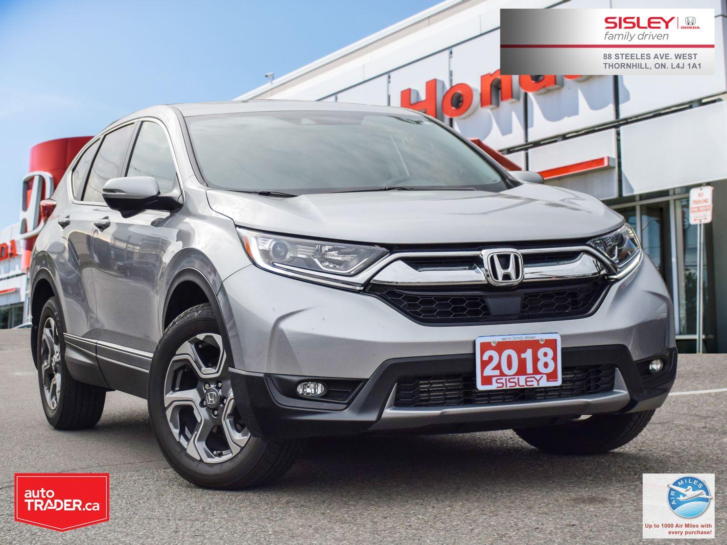 2018 Honda CR-V Image