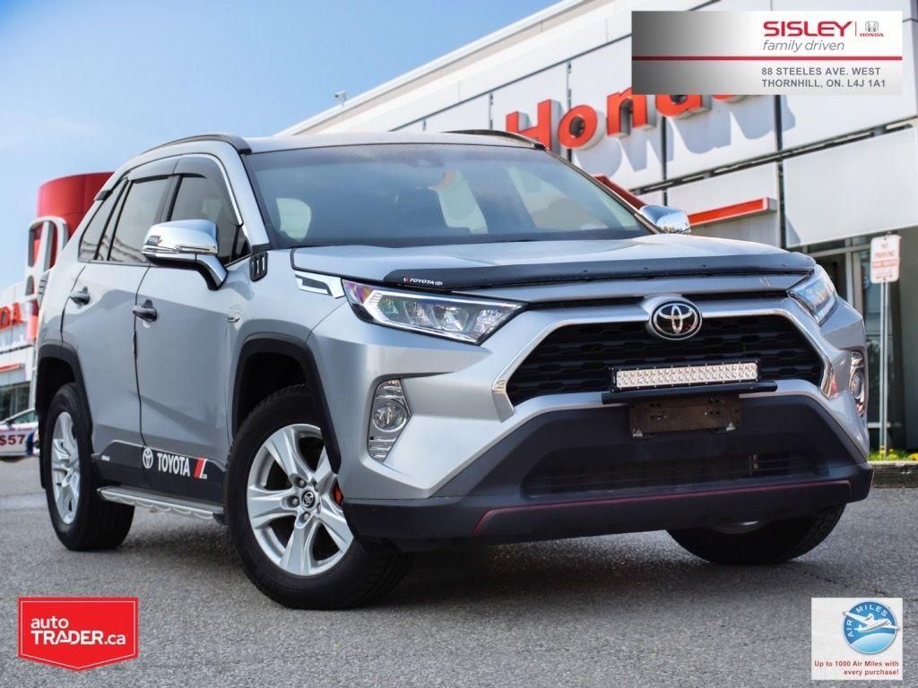 2019 Toyota RAV4 Image