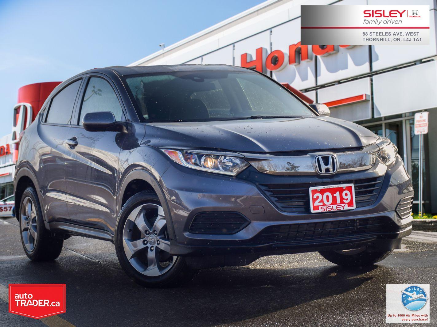 2019 Honda HR-V Image