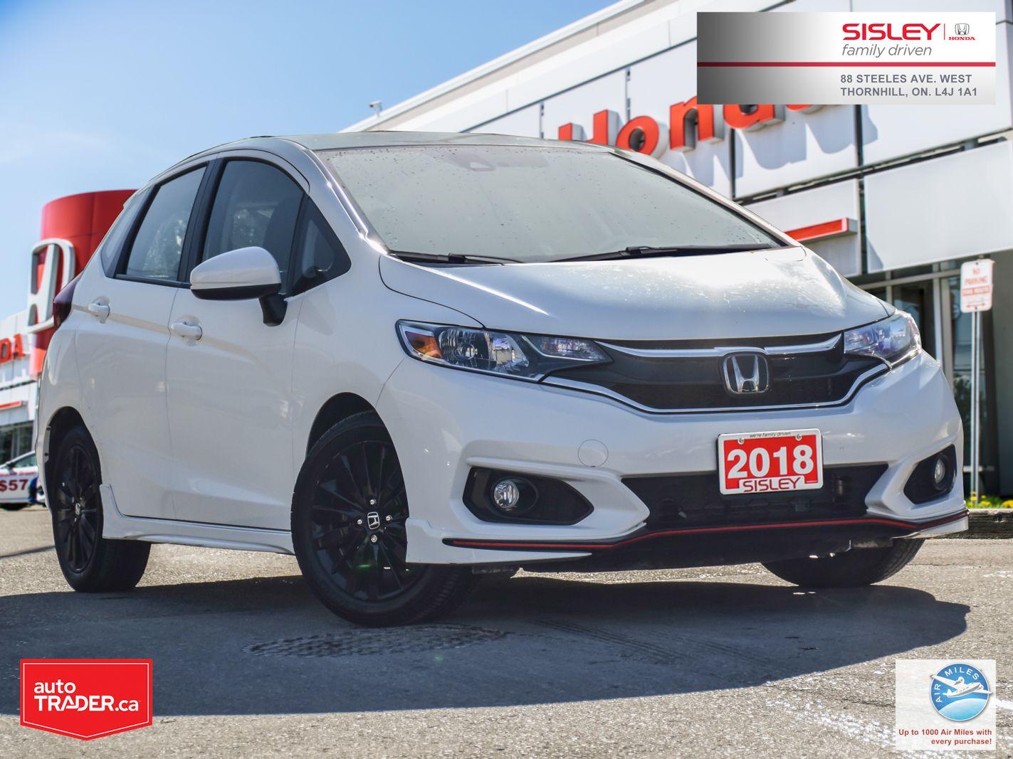 2018 Honda Fit Image