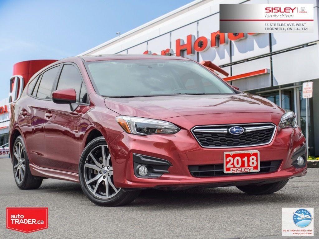 2018 Subaru Impreza Image