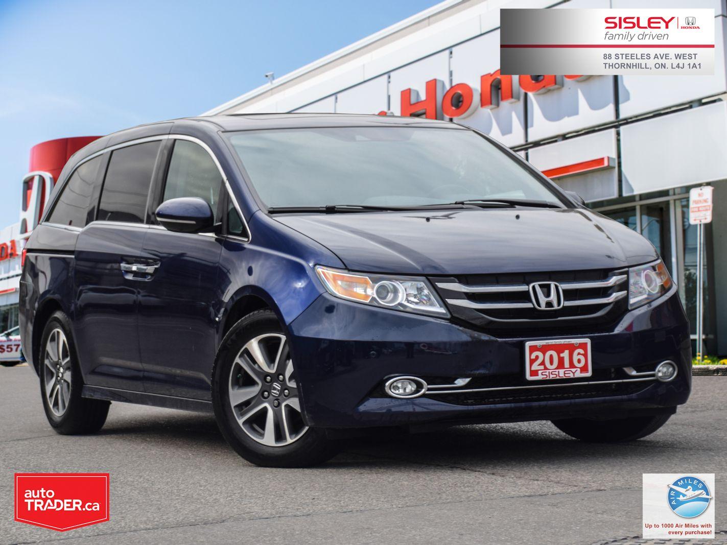 2016 Honda Odyssey Image