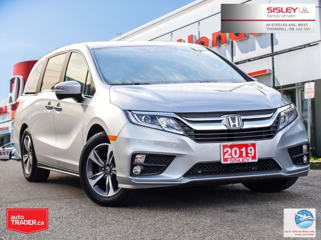 2019 Honda Odyssey Image