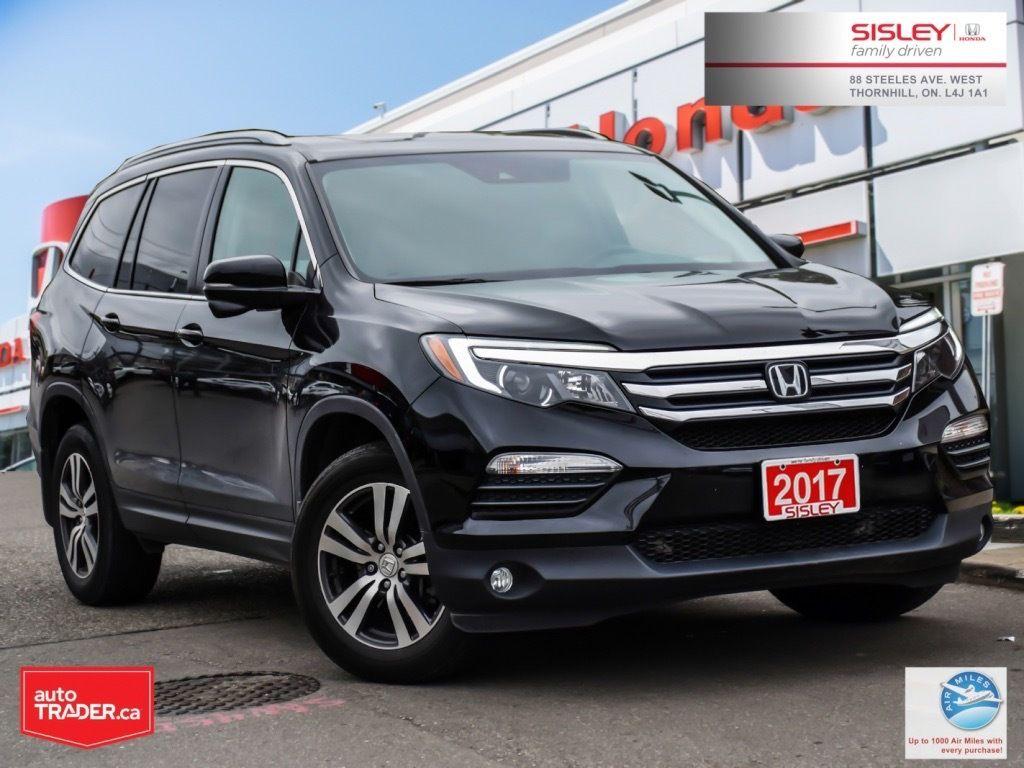 2017 Honda Pilot Image