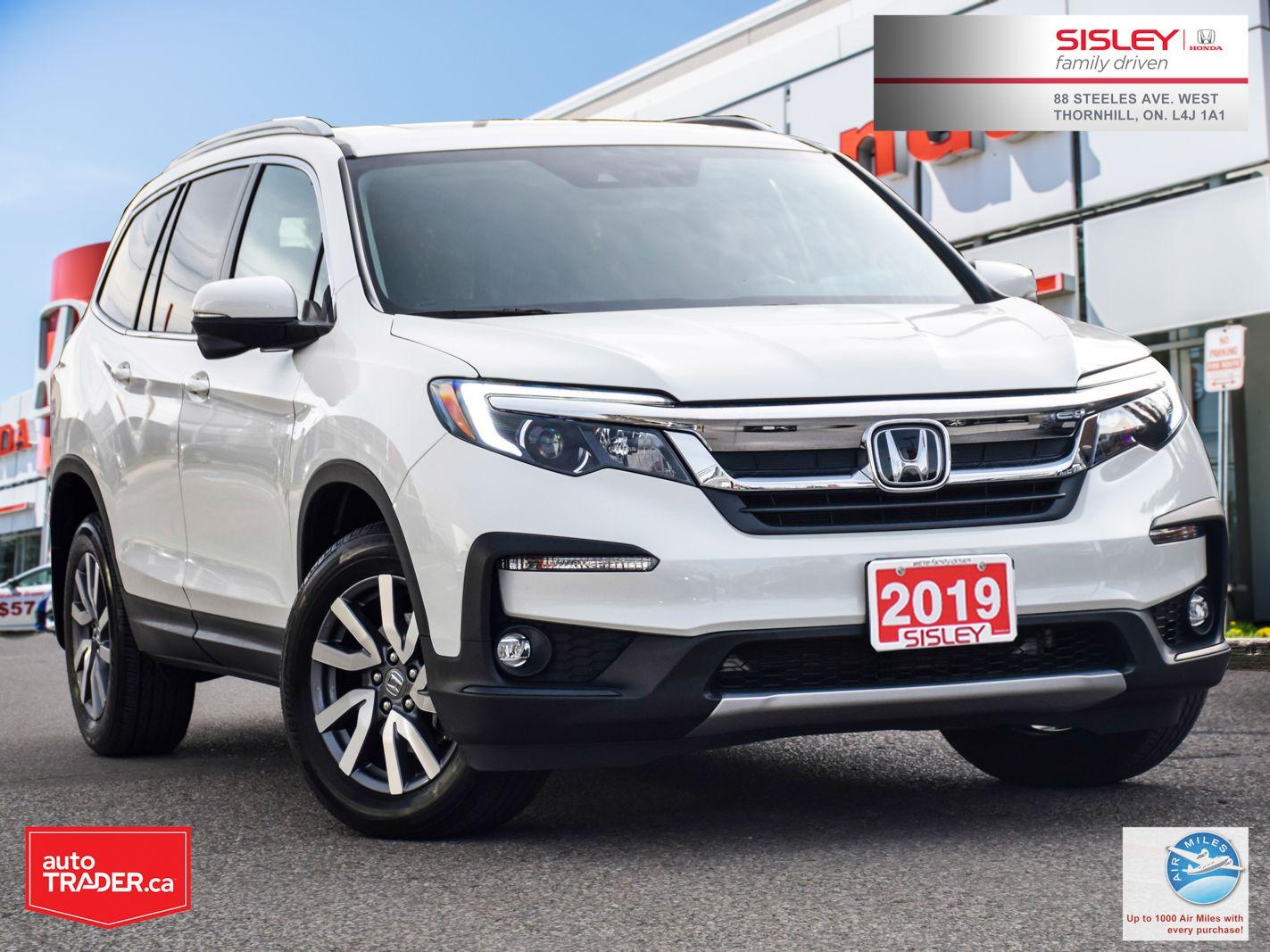 2019 Honda Pilot Image