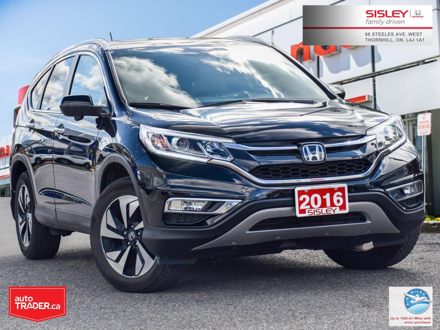 2016 Honda CR-V Image