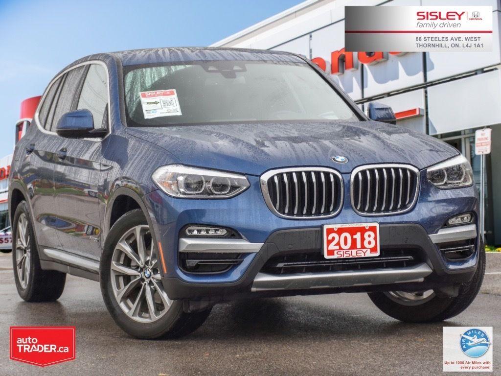 2018 BMW X3 Image
