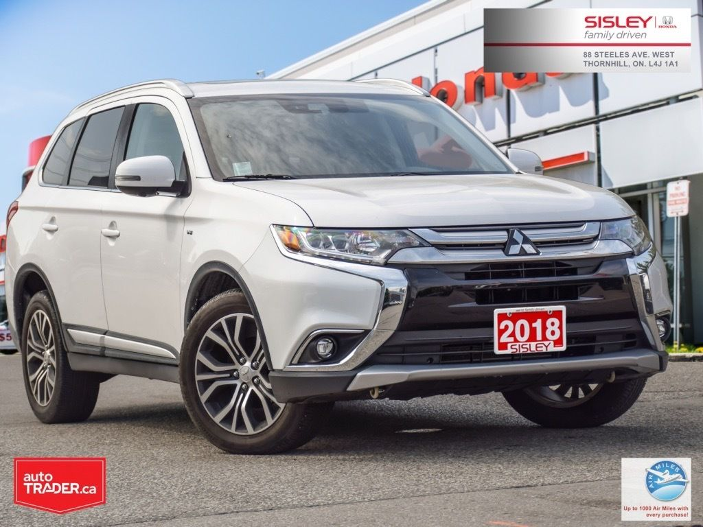 2018 Mitsubishi Outlander Image