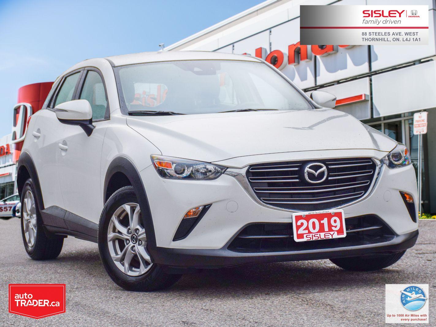 2019 Mazda CX-3 Image