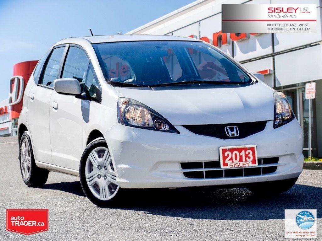 2013 Honda Fit Image