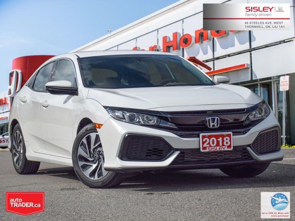 2018 Honda Civic Hatchback Image