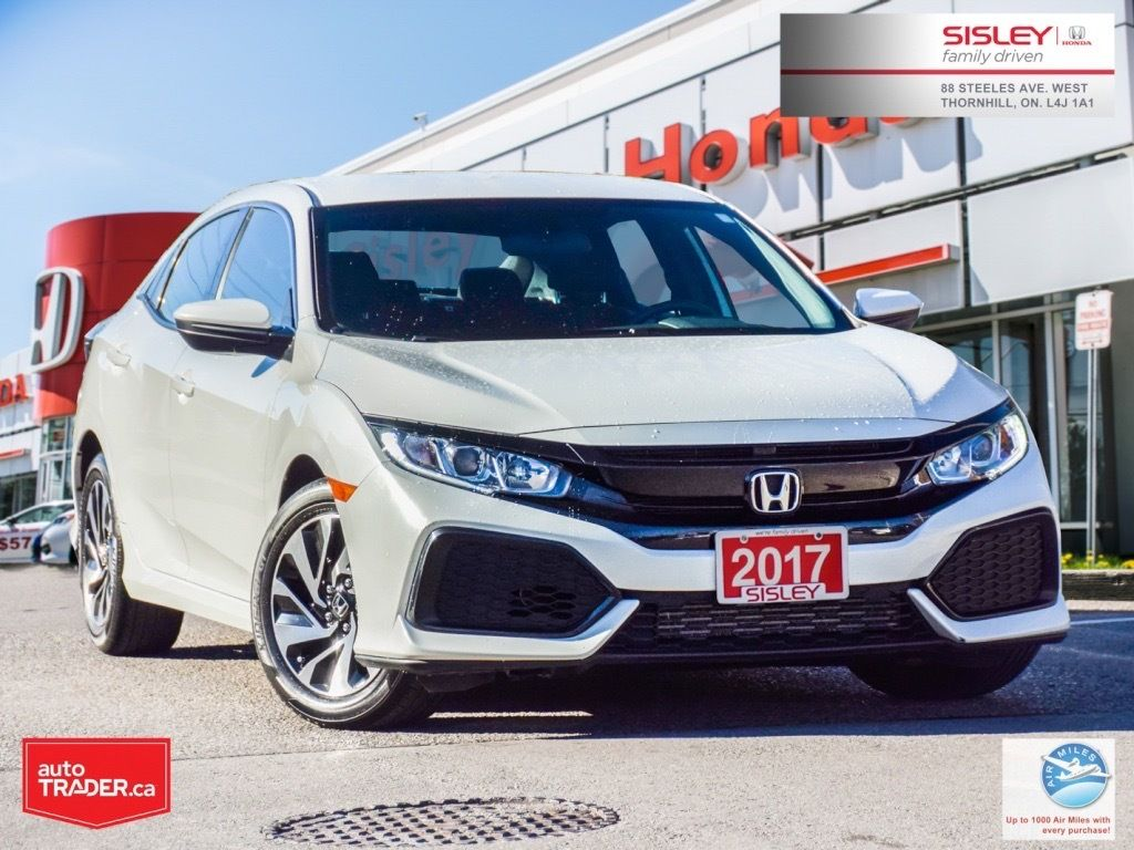 2017 Honda Civic Hatchback Image