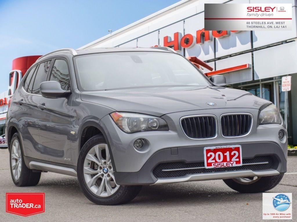 2012 BMW X1 Image