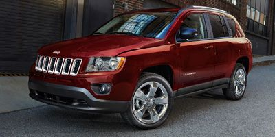 2012 Jeep Compass 4DR FWD