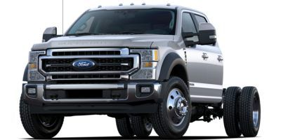 2020 Ford Super Duty F-550 DRW Image