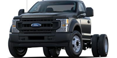 2021 Ford Super Duty F-550 DRW Image
