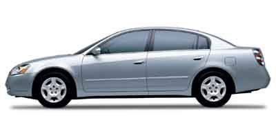 2004 Nissan Altima Image