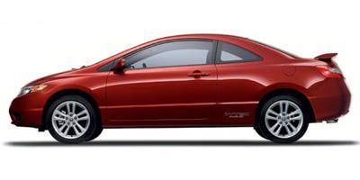 2007 Honda Civic Coupe Image
