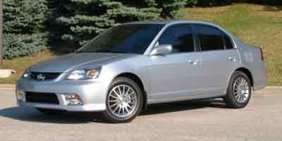 2004 Acura EL 4DR SDN Premium