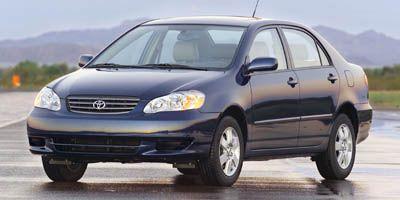 2005 Toyota Corolla 4DR SDN CE Auto
